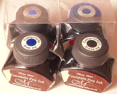 Manuscript Fountain Ink 30ml bottle