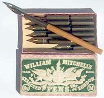 William Mitchell Pedigree M set